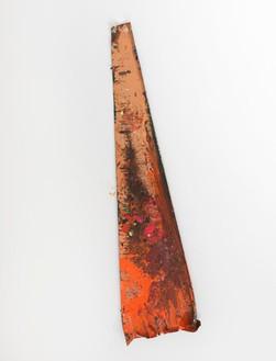 Dan Colen, Metal scrap, 2011 Mixed media, Dimensions variable