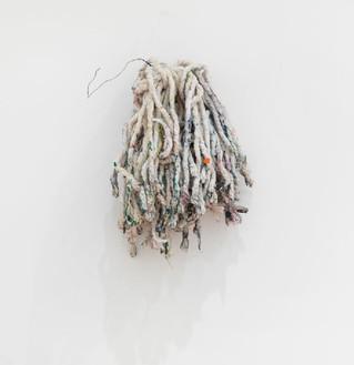Dan Colen, Mop, 2011 Mixed media, Dimensions variable