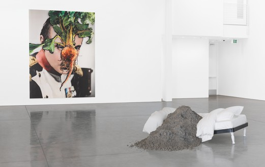 Installation view Artwork © Urs Fischer. Photo: Mats Nordman