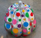 Yayoi Kusama: New Sculptures and Recent Paintings, Beverly Hills