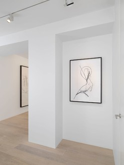 Installation view  Artwork © Albert Oehlen. Photo: Annik Wetter