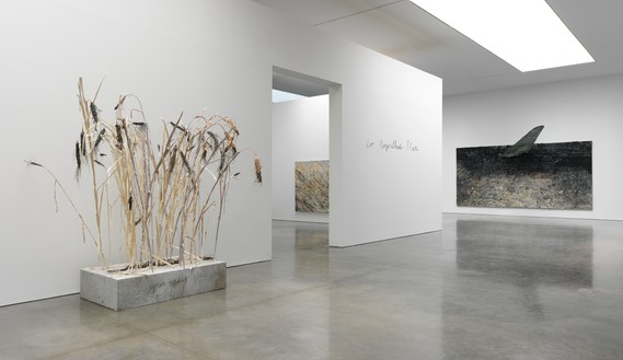 Installation view Artwork © Anselm Kiefer. Photo: Rob McKeever