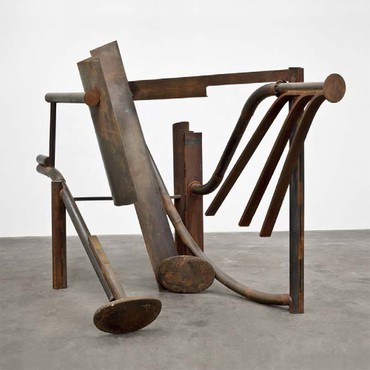 Anthony Caro: Park Avenue Series, Britannia Street, London