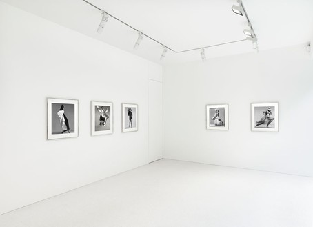 Installation view Photo by Mike Bruce