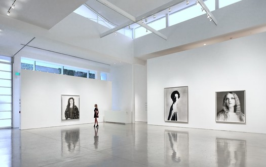 Installation view © The Richard Avedon Foundation, photo by Douglas M. Parker Studio
