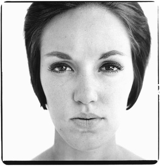 Richard Avedon, Cheryl Crane, daughter of Lana Turner, Hollywood, California, September 30, 1963, 1963 Gelatin silver print, 20 × 16 inches (50.8 × 61 cm), edition of 7© The Richard Avedon Foundation