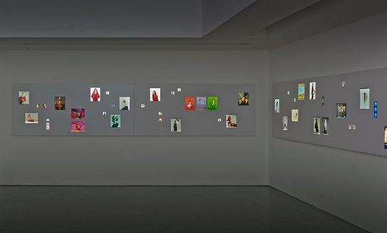 Installation view © The Richard Avedon Foundation Photo by Douglas M. Parker Studio