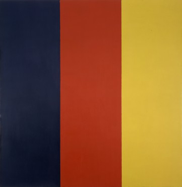Brice Marden: Red Yellow Blue, 980 Madison Avenue, New York