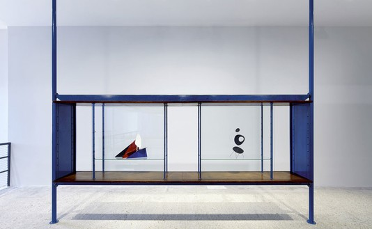 Installation view Photo by Thomas Lannes