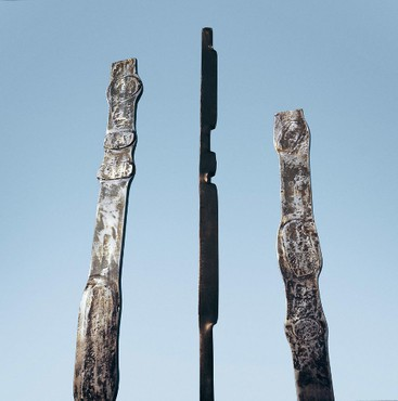 David Smith: The Forgings, 980 Madison Avenue, New York