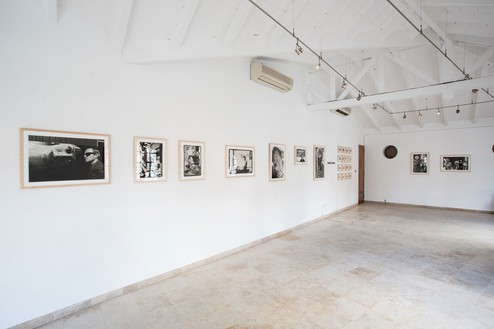 Installation view Photo by Pierre Carreau