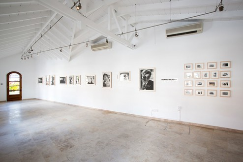 Installation view, photo by Pierre Carreau