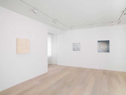 Installation view, photo by Annick Wetter