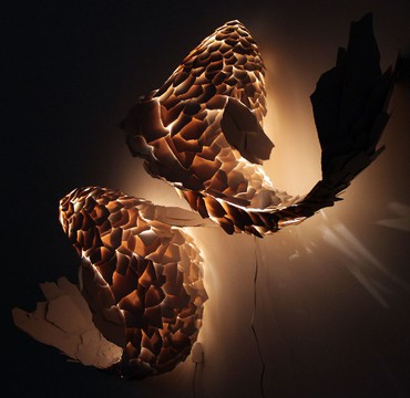 Frank Gehry: Fish Lamps, Beverly Hills