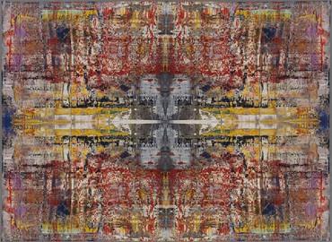Gerhard Richter: Tapestries, Davies Street, London