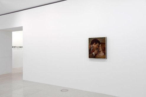 Installation view Artwork © John Currin. Photo: Zarko Vijatovic