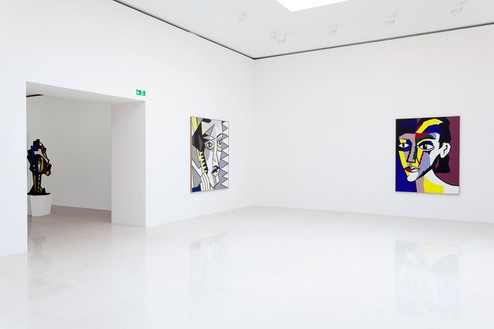 Installation view Artwork © Estate of Roy Lichtenstein. Photo: Zarko Vijatovic