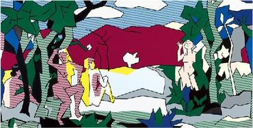 Lichtenstein: Expressionism, Paris