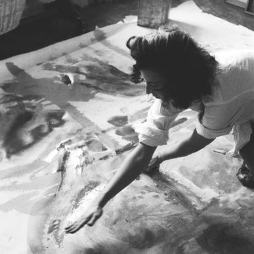 Painted on 21st Street: Helen Frankenthaler from 1950 to 1959, West 21st Street, New York