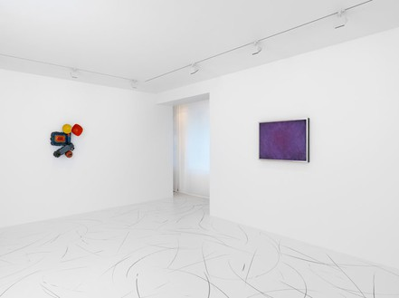 Installation view, photo by Annik Wetter
