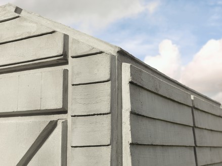 Rachel Whiteread, Detached 1, 2012 (detail) Concrete and steel, 78 ¾ × 43 × 67 ¾ inches (200 × 109 × 172 cm)© Rachel Whiteread. Photo: Mike Bruce