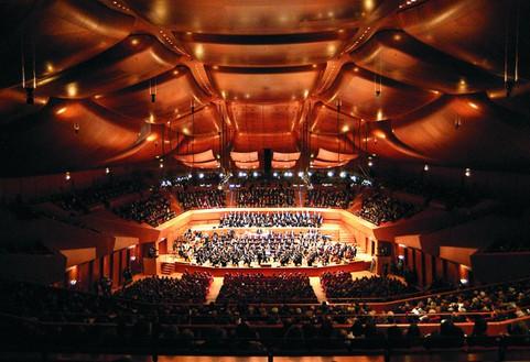 Renzo Piano, Parco della Musica Auditorium, 1994–2004 © Renzo Piano Building Workshop, photography by Maggi Moreno