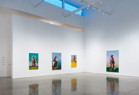 Installation view, photo by Douglas M. Parker Studio