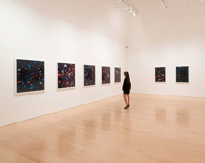 Installation view, photo by Josh White