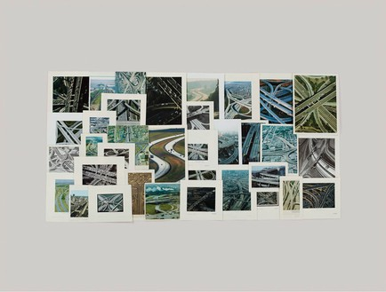 Taryn Simon, Folder: Express Highways, 2012 Archival pigment print, 47 × 62 inches framed (119.4 × 157.5 cm), edition of 5
