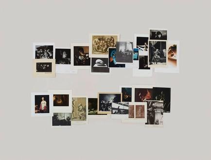 Taryn Simon, Folder: Chiaroscurro, 2012 Archival pigment print, 47 × 62 inches framed (119.4 × 157.5 cm), edition of 5