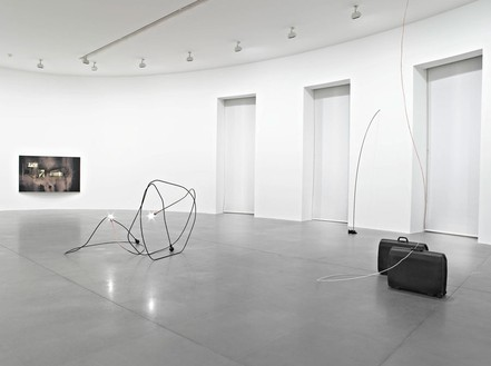 Installation view Photo by Matteo D'Eletto