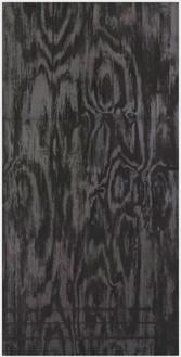 Adam McEwen, Untitled, 2012 Graphite mounted on aluminum panel, 96 × 48 inches (243.8 × 121.9 cm)© Adam McEwen