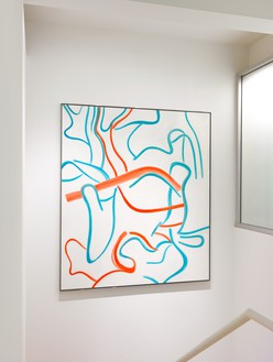 Installation view Artwork © The Willem de Kooning Foundation/Artists Rights Society (ARS), New York. Photo: Rob McKeever