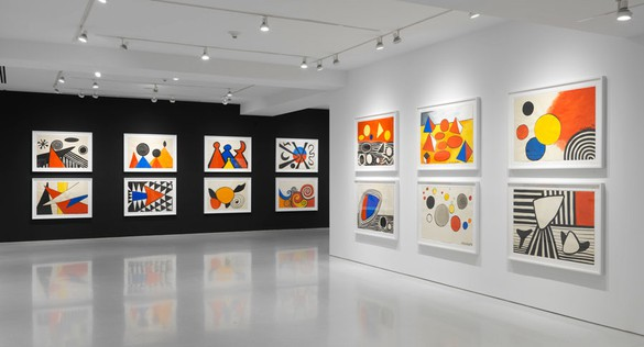 Installation view © 2014 Calder Foundation, New York / Artists Rights Society (ARS), New York Photo by Rob McKeever