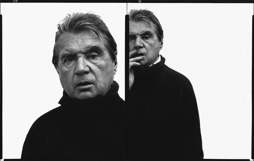 Richard Avedon, Francis Bacon, artist, Paris, April 11, 1979, 1979 © The Richard Avedon Foundation