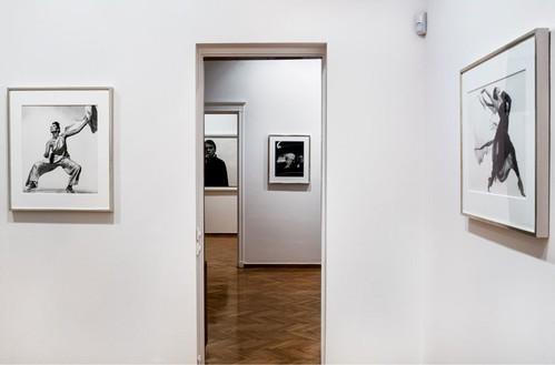 Installation view © The Richard Avedon Foundation