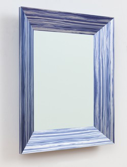 Richard Artschwager, Mirror/Mirror, 2012 Formica on wood, 29 ¾ × 24 × 4 inches (75.6 × 61 × 10.2 cm), edition of 12Photo: Rob McKeever