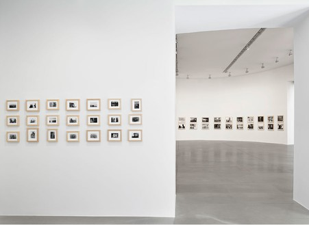 Installation view © Dennis Hopper, Courtesy The Hopper Art Trust, photo by Matteo D'Eletto