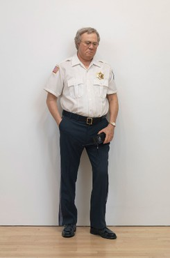 Duane Hanson, Park & 75, New York