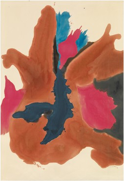 Helen Frankenthaler: Composing with Color: Paintings 1962–1963, 980 Madison Avenue, New York