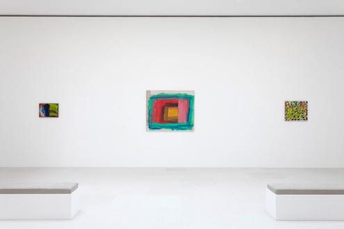 Installation view Artwork © Howard Hodgkin Estate. Photo: Zarko Vijatovic