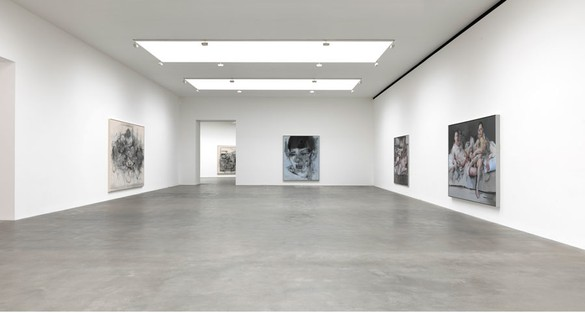 Installation view © Jenny Saville. Photo: Mike Bruce