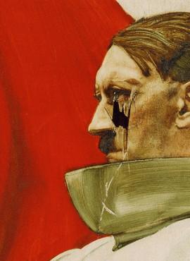 La fine di Dio: Maurizio Cattelan | Lucio Fontana, Davies Street, London