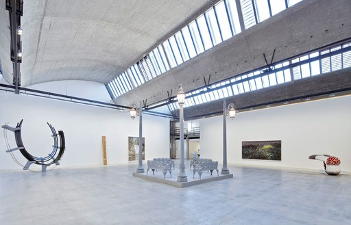 Installation view Photo: Thomas Lannes