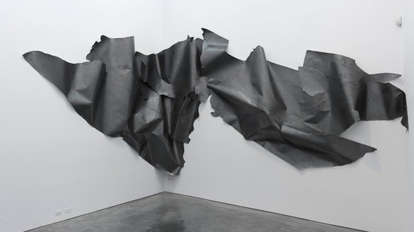 Nancy Rubins, Drawing, 2005 Graphite on rag paper, 134 × 379 × 12 inches (340.4 × 962.7 × 30.5 cm)Photo by Rob McKeever