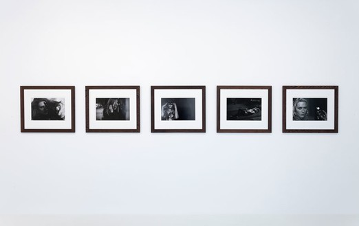 Installation view, photo by Zarko Vijatovic