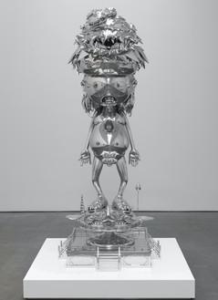 Takashi Murakami, Invoking the Vitality of a Universe Beyond Imagination, 2014 Mixed media, 32 ¼ × 78 ¾ × 37 inches (82 × 200 × 94 cm)© 2014 Takashi Murakami/Kaikai Kiki Co., Ltd. All Rights Reserved