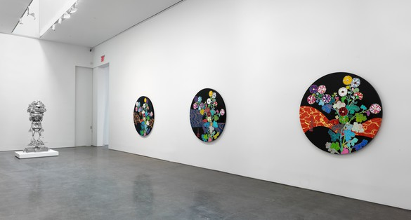 Installation view © 2014 Takashi Murakami/Kaikai Kiki Co., Ltd. All Rights Reserved. Photo: Rob McKeever