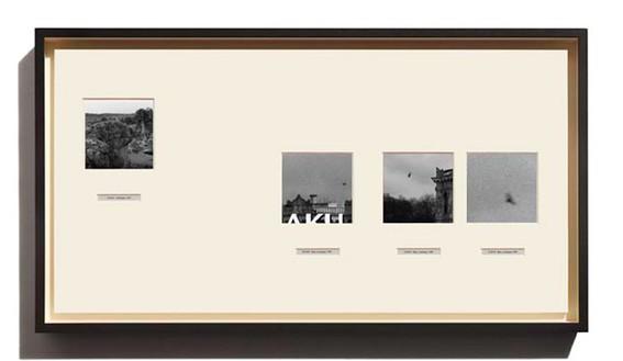 Taryn Simon, Azerbaijan, 2014 Archival inkjet prints in boxed mat and aluminum frame, 19 ¾ × 36 ¾ inches (50.2 × 93.3 cm)© 2014 Taryn Simon