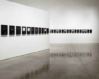 Installation view Photo by Fredrik Nilsen